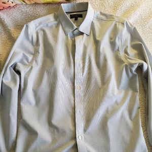 BR Non-Iron Slim Fit Dress Shirt NWOT